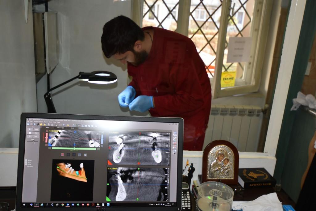 Lupa, ochelari, microscop pentru sterilizare6
