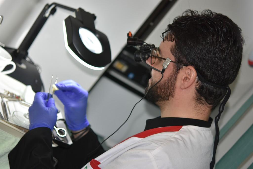 Lupa, ochelari, microscop pentru sterilizare9